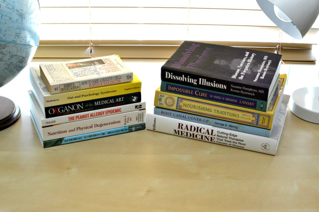 Books that shaped my thinking on Health and Healing