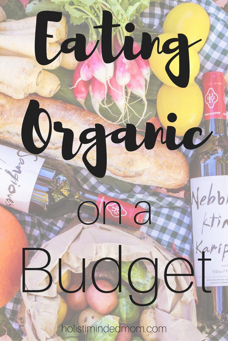 organiconabudget